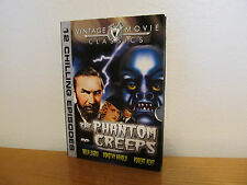 The Phantom Creeps DVD - I combine shipping - 12 Chilling Episodes / 1 Disc