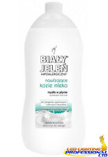 HYPOALLERGENIC LIQUID SOAP WITH GOAT'S MILK EXTRACT REFILL - BIALY JELEN - 1L