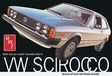 AMT 1:25 VW Scirocco Plastic Model Kit AMT925