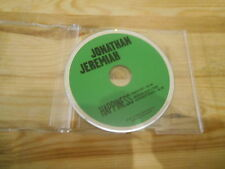 CD Pop Jonathan Jeremiah - Happiness (2 Song) MCD ISLAND UNIVERSAL - cd only -