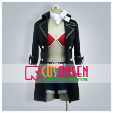 Cosonsen Ao no Blue Exorcist Shura Kirigakure Cosplay Costume Whole Set Any Size