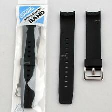 ORIGINAL CASIO EDIFICE REPLACEMENT BAND STRAP, EQSA500B-1AV EQS-A500B-1AV, BLACK