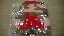 R02-29 Club Nintendo Japan Dot Mario Cushion Platinum member only not for sale !
