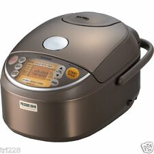 Zojirushi NP-NVC10 Induction Heating Pressure Cooker & Warmer, 5.5 CUP JAPAN