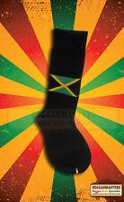 Jamaïque drapeau chaussettes roots reggae culture