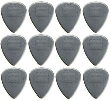 Jim Dunlop Nylon Standard  Max Grip 449P 1.14mm  Pack of 12 plectrums