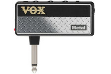 VOX amPlug 2 Metal Headphone Amp