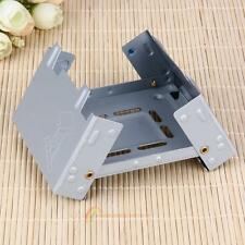 Outdoor Cooking Camping Portable Foldable Solid Alcohol Wax Stove Lightweight