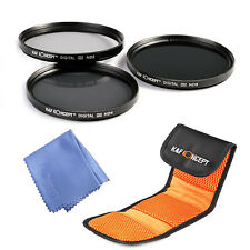 67mm ND Filter Set ND2 ND4 ND8 Graufilter Filterset ND 2 4 8 Neutral Density