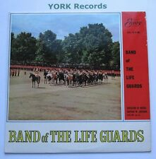 BAND OF THE LIFE GUARDS - Excellent Condition LP Record Envoy ES 7048