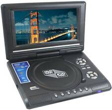 "7.8"" 3D PORTABLE LAPTOP EVD/DVD PLAYER, LED TV TUNER,USB CARD READER,GAME"