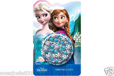Disney Frozen Sprinkles Cupcake Cake Toppers Decorations Supplies
