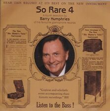 [NEW] 2CD: SO RARE 4: A FOURTH SELECTION BY BARRY HUMPHRIES