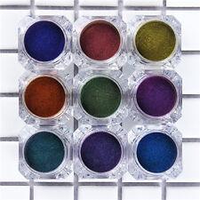 Born Pretty Top-Grade Chameleon Nail Art Powder Chrome Pigment Glitters Decor
