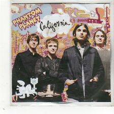 (GD542) Phantom Planet, California - DJ CD