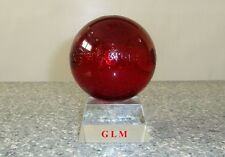 Feng Shui = Amitabha Red Crystal Ball
