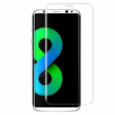 New Samsung Galaxy S8 Plus G955F Curved TPU Full Screen Protector Ultra Clear +
