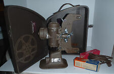 "BELL & HOWELL 8MM ""REGENT"" DESIGN 122 MOVIE PROJECTOR"