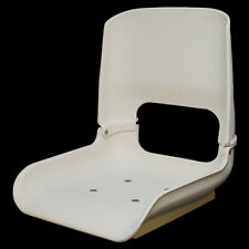 TEMPRESS OYSTER PLASTIC BOAT FOLDING FISHING SEATING SEAT SHELL