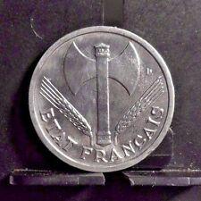 CIRCULATED 1943 1 FRANC VICHY FRENCH COIN (102716)2
