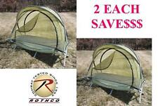 ROTHCO 3860 MOSQUITO NET TENT, FREESTANDING (2 TENT SET) FREE SHIPPING!!