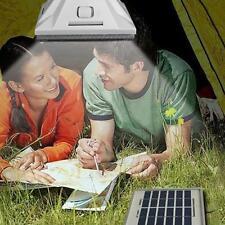 Solar Powered 25-LED Yard Outdoor Tent Light Remote Control Camping Lamp