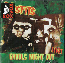 THE MISFITS - Ghouls night out LIVE! (Detriot 1983 / New & Sealed)