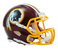 NFL Washington Redskins Riddell Revolution Speed Mini Helmet