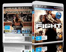 (PS3) The Fight (M) (Sports: Boxing / Fighting) Guaranteed, 100% Tested