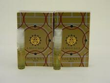 2 x Amouage JOURNEY MAN EDP Eau de Parfum 2ml Vial Spray New With Card