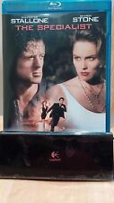 The Specialist 1994 (Blu-ray) - Sylvester Stallone, Sharon Stone - Free Shipping