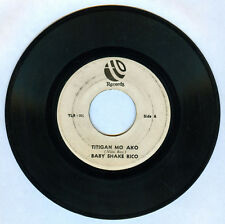 Philippines BABY SHAKE RICO Titigan Mo Ako OPM 45 rpm Record