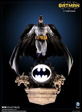 Pop Culture Shock PCS DC Comics Batman 1:7 Wall Statue LED Display New Sealed