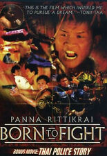 Born to Fight (2007, Includes Thai Police Story) - New