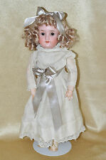 "Antique 19""in. German Kley & Hahn Walkure #250 Doll"