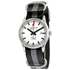 Mondaine Sport Day Date Stainless Steel Mens Watch A667.30308.16SNB