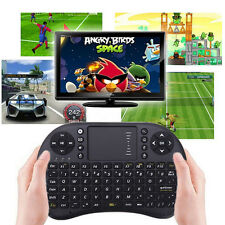 2.4GHz Wireless Keyboard Handheld Touchpad Keyboard Mouse for PC Android TV BOX