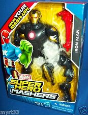Marvel Super Hero Mashers IRONMAN Hasbro Action Figure NEW 2014