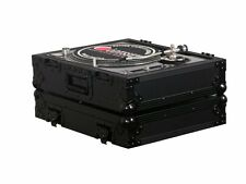 Odyssey FZ1200BL Technics 1200 Style Turntable Case - Numark/Stanton Compatible