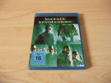 Blu Ray Matrix Revolutions - 2003/2008 - Keanu Reeves
