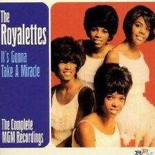 Royalettes - Its Gonna Take A Miracle - The (NEW CD)