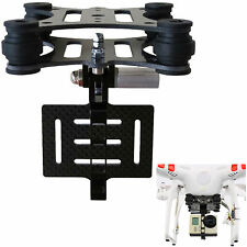 Anti-Vibration Carbon Plate Camera Mount Gimbal FPV For DJI Phantom/Walkera Qr