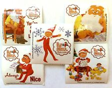 15 Elf On A Shelf Christmas Holiday Stickers Party Favors Teacher Supply