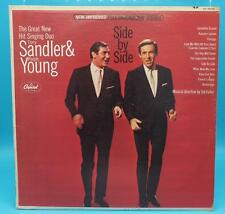 Vintage Tony Sandler & Ralph Young Side By Side LP Vinyl Record