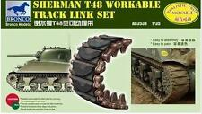 Bronco AB3538 1/35 Sherman T48 Workable Track Link Set