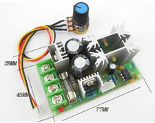 Universelle DC10-60V 20A PWM HHO RC Motor Speed Controller Modul Schalter SWITCH