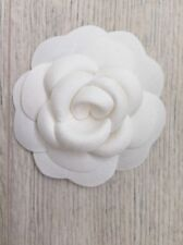 Authentic Chanel Large Camellia Flower For Making Pin Or Brooch (L2)