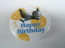 VINTAGE PINBACK BUTTON #52- 039 - CASPER - HAPPY BIRTHDAY #5