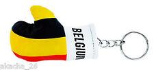 Porte clés Drapeau Belgique Belgium  clé clefs voiture moto Mini gant de boxe