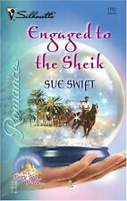 Engaged to the Sheik 1750 by Sue Swift (2005, Paperback)